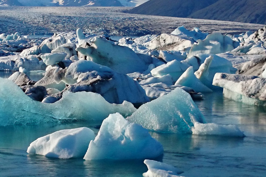 Glacier Lagoon & South Coast Tour